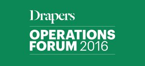 Drapers Operations Forum 2016