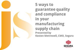 JS Quality & Compliance Webinar